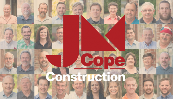 JM Cope Rock Hill South Carolina General Contractor Construction Program Management Manager CM At Risk Design Bid Build General Contracting CM Agency Commercial Education Interiors Faith Based Churches Historic Tax Credit Hospitality Industrial Manufacturing Interiors Medical Office Municipal